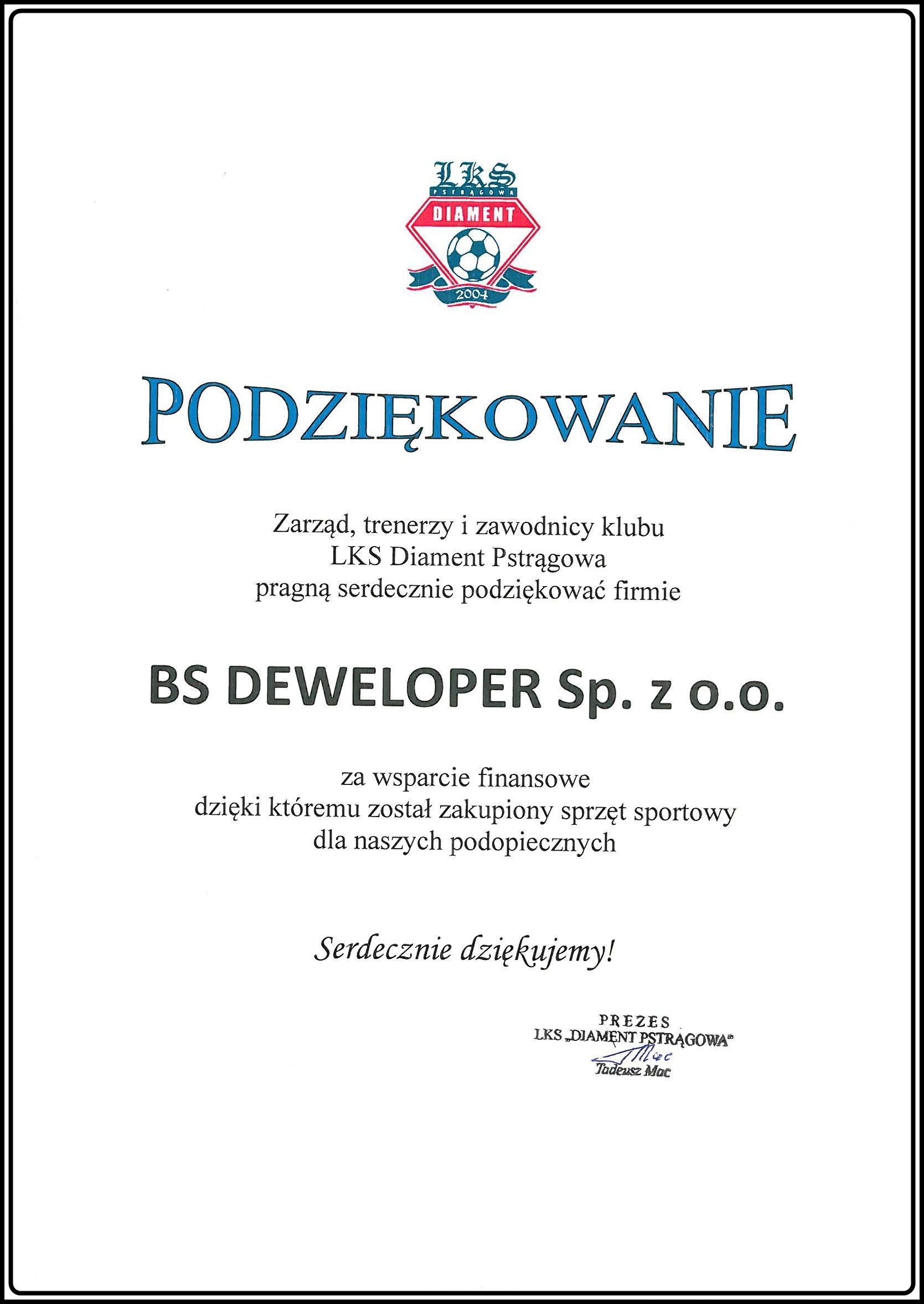 LKS Pstrągowa